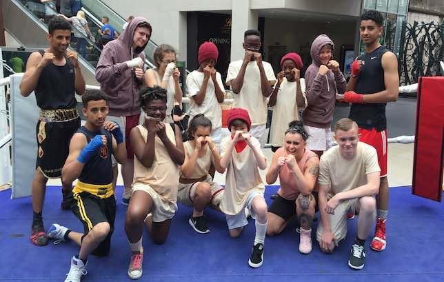 Hype Dance Community Work